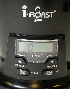 i-Roast2 display panel