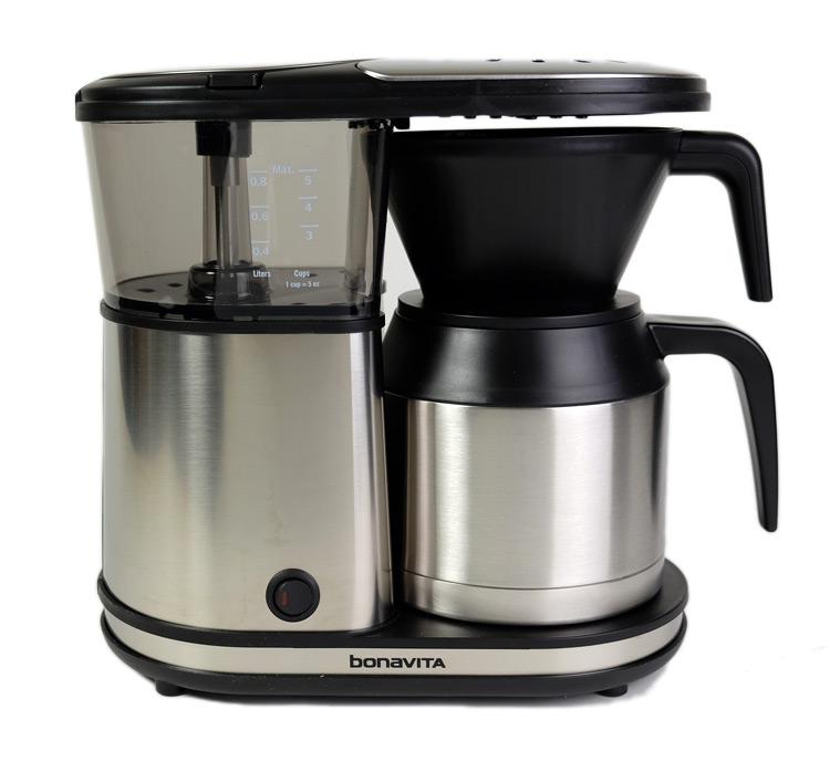 Bonavita 5 cup Thermal Coffeemaker BV1500TS Roastmasters.com