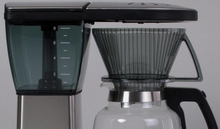 Bonavita Coffee Maker Refurbished : Bonavita 8 cup Coffeemaker BV1800 Glass - Refurbished Roastmasters.com