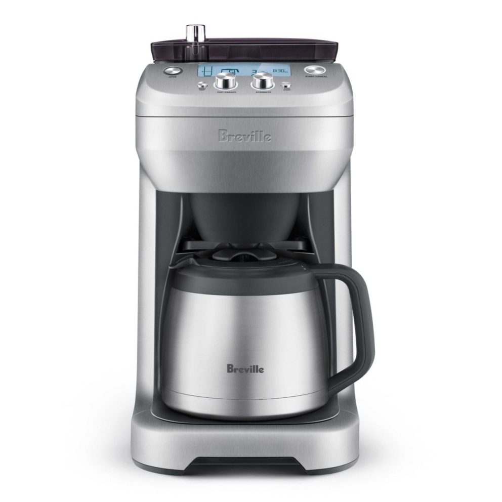 Breville Ground Control Coffee Brewer Grinder combo