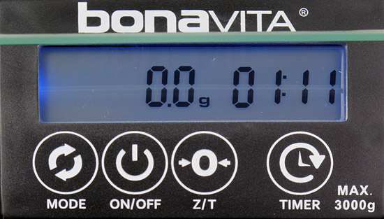 Bonavita scale detail