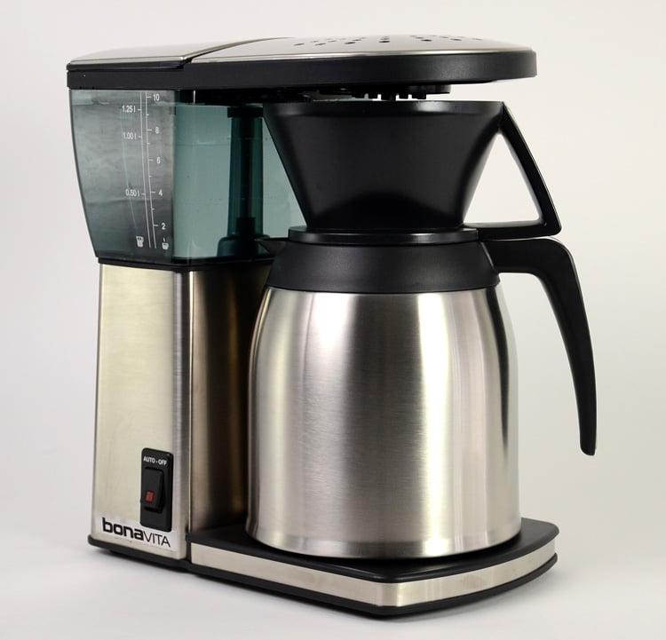Bonavita Coffee Maker Refurbished : Bonavita 8 cup Coffeemaker BV1800SS - Refurbished Roastmasters.com