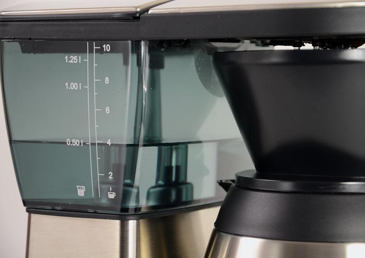 Bonavita Coffee Maker Dimensions : Bonavita 8 cup Thermal Coffeemaker BV1800SS Roastmasters.com