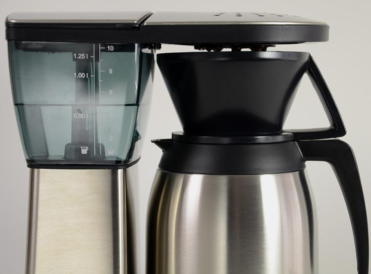 Bonavita 8 cup Coffeemaker BV1800SS - Refurbished Roastmasters.com