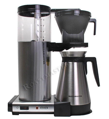 The Technivorm Thermo Moccamaster CDGT Features Awesome Design