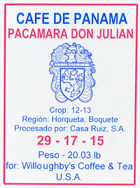 Panama Don Julian
