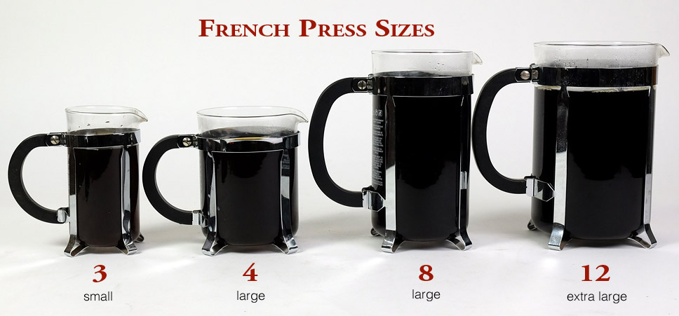 8 cup french press instructions