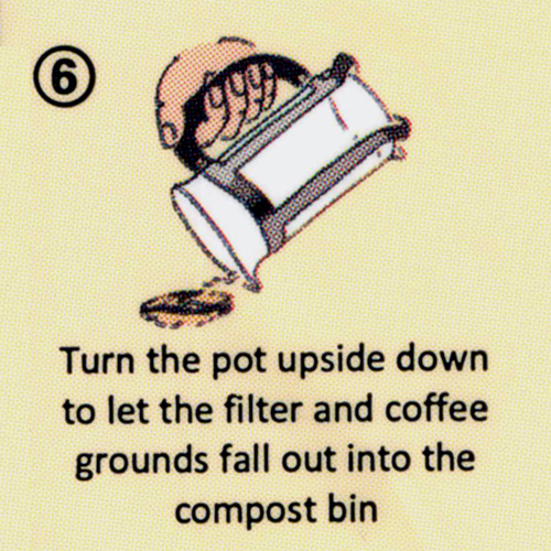 french press coffee instructions