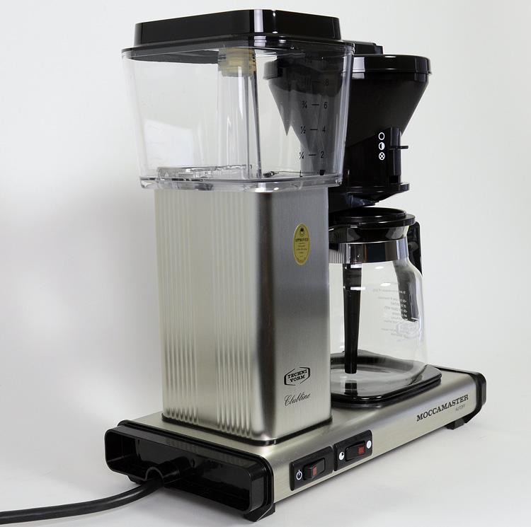 moccamaster kaffetrakter kb 741