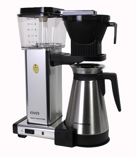 glass carafe coffee maker
