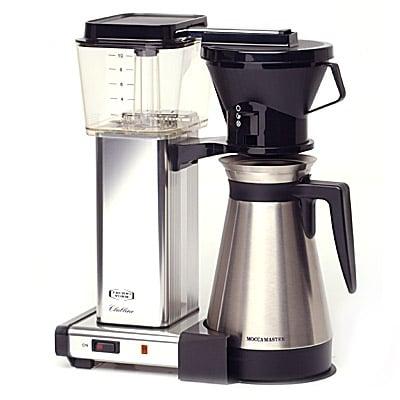 Cooks Coffee Maker Carafe Model 22005 : Technivorm Moccamaster KBT741 - Refurbished Roastmasters.com