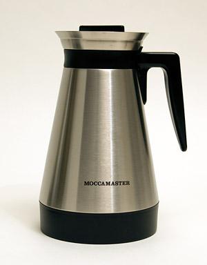 Cooks Coffee Maker Carafe Model 22005 : Technivorm Moccamaster KBGT-741 Refurbished Roastmasters.com