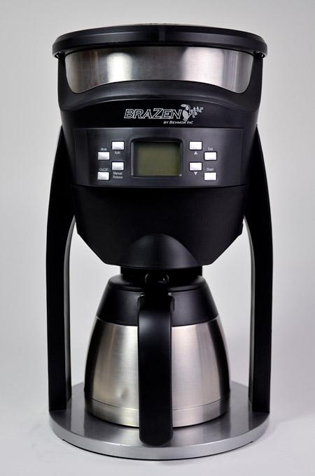 Behmor Brazen Plus 3.0 Customizable Coffee Brewer