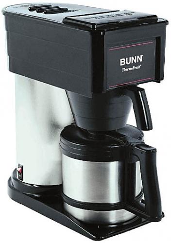 bunn thermal coffee brewer btx - Bunn Coffee