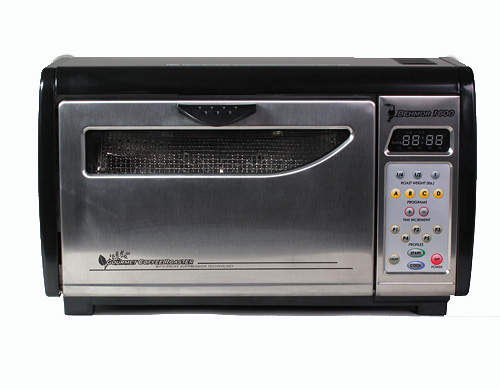 Behmor 1600 plus home coffee roaster